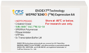 WEPRO8240G 15N Expression Kit