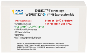 WEPRO8240H 15N Expression Kit