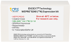 WEPRO8240 15N Expression Kit