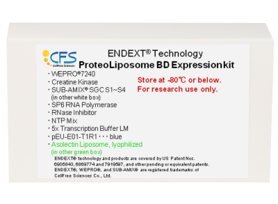 ProteoLiposome BD Expression Kit3