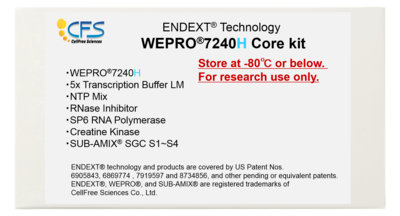 WEPRO7240H Core Kit 2