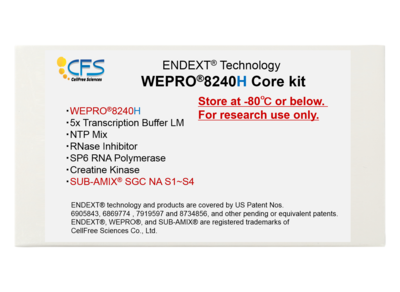 WEPRO8240H Core Kit