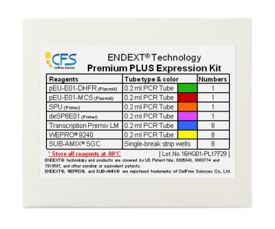 Premium PLUS Expression Kit3