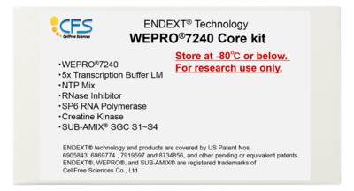 WEPRO7240 Core Kit 2