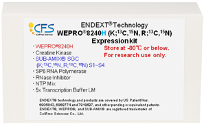 WEPRO8240H 13C15N Expression Kit